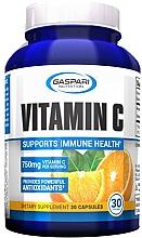 "Fragrances, Perfumes, Cosmetics Dietary Supplement ""Vitamin C"", 750mg - Gaspari Nutrition Vitamin C 750mg"