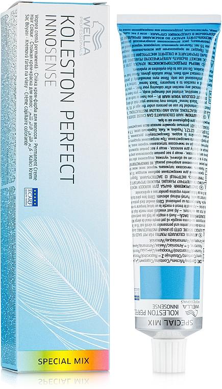 Hair Color - Wella Professionals Koleston Perfect Innosense Special Mix — photo N1