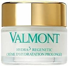 Fragrances, Perfumes, Cosmetics Moisturizing Face Cream - Valmont Hydration Hydra 3 Regenetic Cream