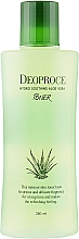 Fragrances, Perfumes, Cosmetics Moisturizing Anti-Wrinkle Aloe Vera, Hyaluronic Acid & Herbal Toner - Deoproce Hydro Soothing Aloe Vera Toner