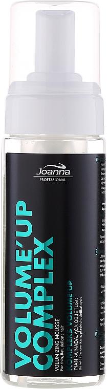 Hair Foam - Joanna Professional Volumizing Mousse