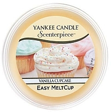 Fragrances, Perfumes, Cosmetics Scented Wax - Yankee Candle Vanilla Cupcake Scenterpiece Melt Cup