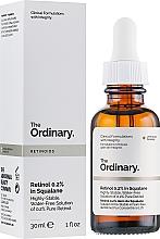 Fragrances, Perfumes, Cosmetics Retinol 0.2% In Squalane Face Serum - The Ordinary Retinoids Retinol 0.2% In Squalane
