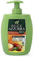 """Fragrances, Perfumes, Cosmetics Liquid Soap """"Argan Oil & Honey"""" - Felce Azzurra BIO Argan & Honey Liquid Soap"""