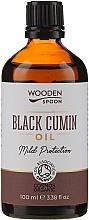 Fragrances, Perfumes, Cosmetics Black Cumin Oil - Wooden Spoon Black Cumin Oil
