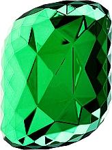 Fragrances, Perfumes, Cosmetics Hair Brush, green - Twish Spiky Hair Brush Model 4 Diamond Green
