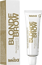 Fragrances, Perfumes, Cosmetics Brow Bleachener - RefectoCil Blond Brow