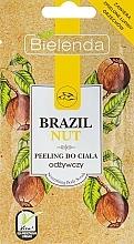 "Fragrances, Perfumes, Cosmetics Body Peeling ""Brazil Nut"" - Bielenda Brazil Nut Peeling"