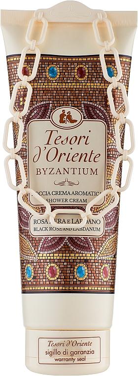 Tesori d`Oriente Byzantium Shower Cream - Shower Cream-Gel