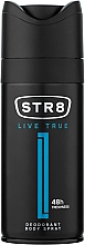 Fragrances, Perfumes, Cosmetics STR8 Live True - Deodorant-Spray