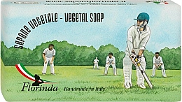 "Fragrances, Perfumes, Cosmetics Natural Soap ""Baseball"" - Florinda Sport & Spezie Natural Soap"
