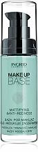Fragrances, Perfumes, Cosmetics Correcting Makeup Base - Ingrid Cosmetics Make Up Base