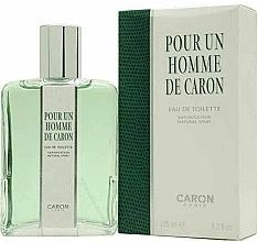 Fragrances, Perfumes, Cosmetics Caron Pour Un Homme de Caron - Eau de Toilette