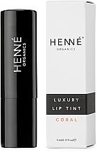 Fragrances, Perfumes, Cosmetics Lip Tint - Henne Organics Luxury Lip Tint (Bare)