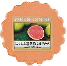 Fragrances, Perfumes, Cosmetics Scented Wax - Yankee Candle Delicious Guava Tarts Wax Melts