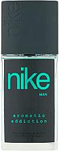 Fragrances, Perfumes, Cosmetics Nike Aromatic Addition Man - Deodorant