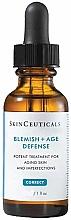 Fragrances, Perfumes, Cosmetics Anti-Acne Serum - SkinCeuticals Blemish Age Defense