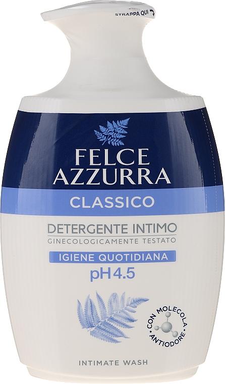 "Delicate Intimate Wash ""Classic"" - Felce Azzurra Classic Intimate Wash"