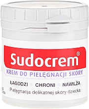 Fragrances, Perfumes, Cosmetics Anti-Irritation Protective Cream - Sudocrem