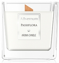 Fragrances, Perfumes, Cosmetics Passiflora Scented Candle - Allverne Home&Essences Candle Passiflora