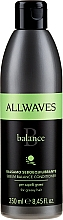 Fragrances, Perfumes, Cosmetics Oily Hair Conditioner - Allwavs Balance Sebum Balancing Conditioner