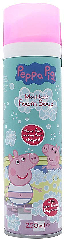 Bubble Bath - Kokomo Peppa Pig Foam Soap