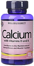 Fragrances, Perfumes, Cosmetics Calcium with Vitamins D & K - Holland & Barrett Calcium with Vitamins D and K