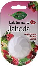 """Fragrances, Perfumes, Cosmetics Lip Balm """"Strawberry"""" - Bione Cosmetics Vitamin E Lip Balm"""