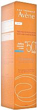 Fragrances, Perfumes, Cosmetics Oily Skin Sunscreen Cream - Avene Solaires Cleanance Sun Care SPF 50+
