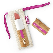 Fragrances, Perfumes, Cosmetics Creamy Lipstick - Zao Cocoon Lipstick