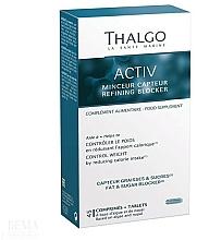 "Fragrances, Perfumes, Cosmetics Capsules ""Activ Refining Blocker"", 45pcs - Thalgo Activ Refining Blocker"