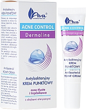 Fragrances, Perfumes, Cosmetics Antibacterial Point Cream - Ava Laboratorium Acne Control Antibacterial Point Cream