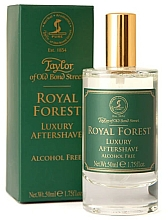Fragrances, Perfumes, Cosmetics Taylor of Old Bond Street Royal Forest Aftershave Lotion - After Shave Lotion