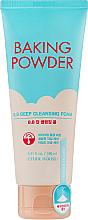 Fragrances, Perfumes, Cosmetics Cleansing Foam - Etude House Baking Powder BB Deep Cleansing Foam