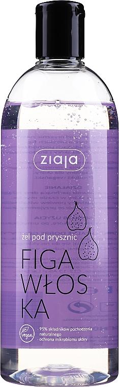 Shower Gel 'Italian Fig' - Ziaja Shower Gel