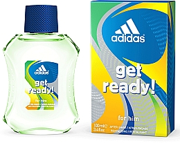 Fragrances, Perfumes, Cosmetics AdidasGet Ready for Him - After Shave Lotion