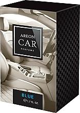 Fragrances, Perfumes, Cosmetics Car Air Freshener - Areon Car Perfume Blue