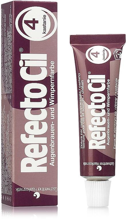 Brow & Lash Tint - RefectoCil Augenbrauen und Wimpernfarbe