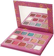 Fragrances, Perfumes, Cosmetics Eye Palette - Astra Make-up Eden Escape Eyeshadow Palette