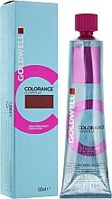 "Fragrances, Perfumes, Cosmetics Tone Hair Color ""Vivid Color"" - Goldwell Colorance Cover Plus Hair Color"