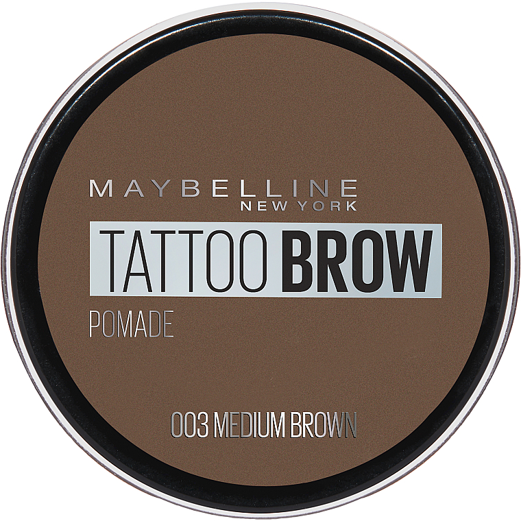 Brow Pomade - Maybelline Tattoo Brow Pomade