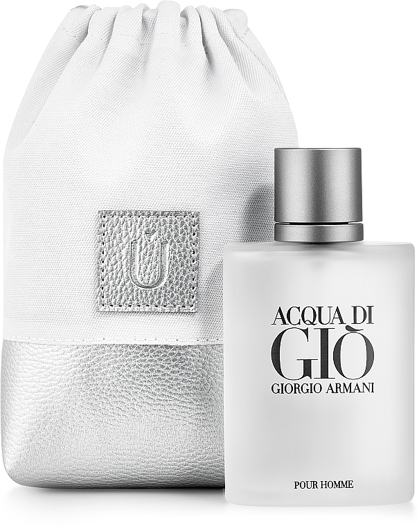 """Gift Pouch for Perfume, white """"Perfume Dress"""" - MakeUp"""