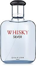 Fragrances, Perfumes, Cosmetics Evaflor Whisky Silver - Eau de Toilette