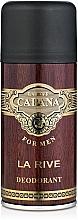 Fragrances, Perfumes, Cosmetics La Rive Cabana - Deodorant
