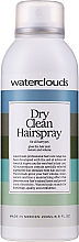 Fragrances, Perfumes, Cosmetics Dry Shampoo - Waterclouds Volume Dry Clean Hairspray