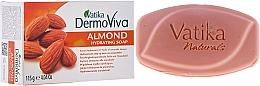 Fragrances, Perfumes, Cosmetics Almond Moisturizing Soap - Dabur Vatika DermoViva Almond Hydrating Soap