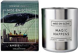 Scented Candle - Ambientair Mise En Scene Magic Happens — photo N1