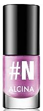 Fragrances, Perfumes, Cosmetics Nail Polish - Alcina Nail Colour