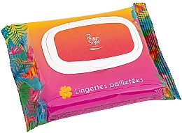 Fragrances, Perfumes, Cosmetics Glitter Face and Body Wipes - Peggy Sage Glitter Wipes