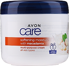 Fragrances, Perfumes, Cosmetics Versatile Macadamia Face, Hand & Body Cream - Avon Care Multi-Purpose Cream